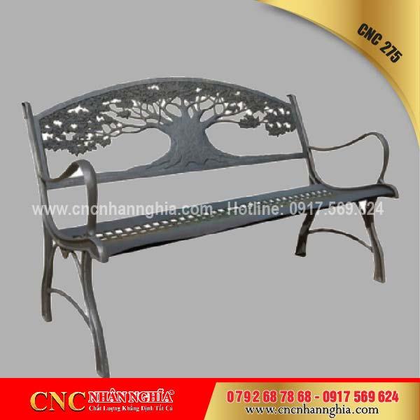 bàn ghế sắt mỹ nghệ cnc 275