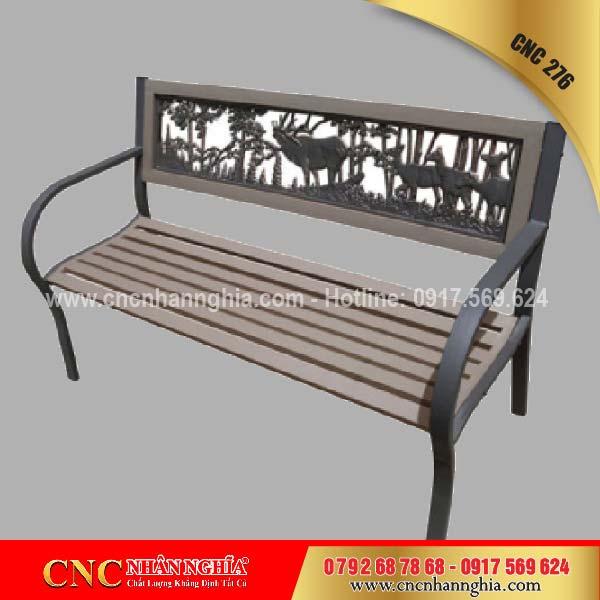 bàn ghế sắt mỹ nghệ cnc 276