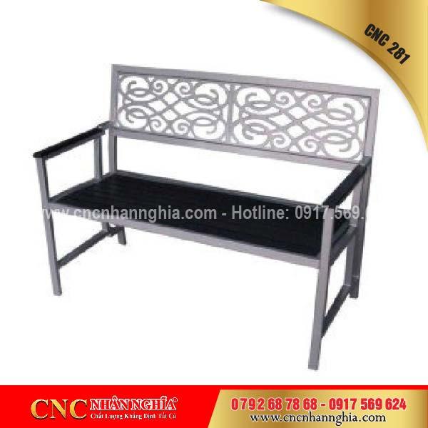 bàn ghế sắt mỹ nghệ cnc 281