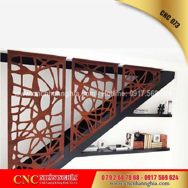 mẫu cầu thang sắt đẹp 073
