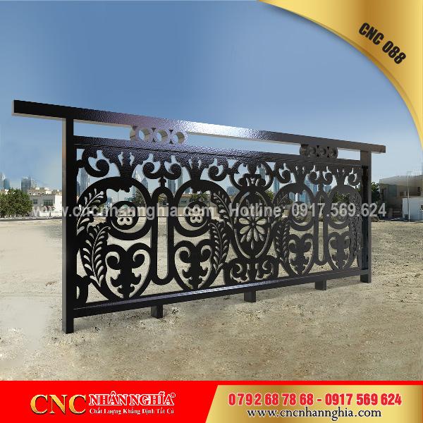 sắt hoa văn mỹ thuật cnc 088