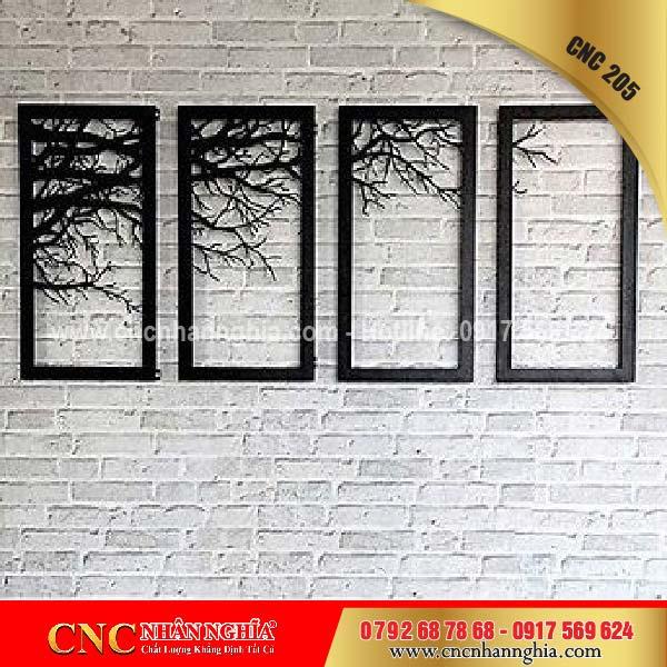 khung tranh mỹ thuật treo tường